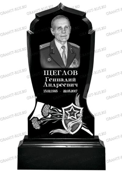 Памятник из литьевого мрамора СТ 001