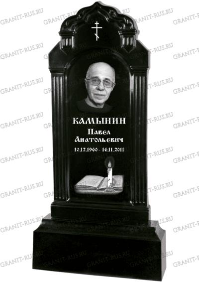 Памятник из литьевого мрамора СТ 060