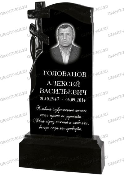 Памятник из литьевого мрамора СТ 061