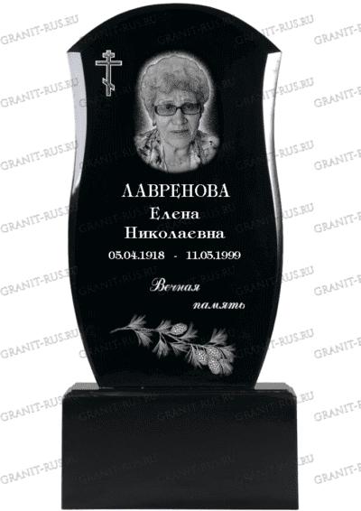 Памятник из литьевого мрамора СТ 065