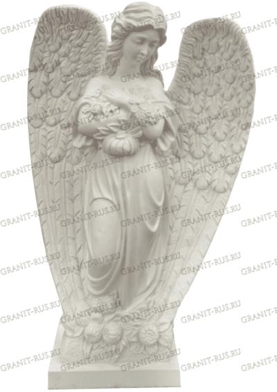 Скульптура с цветами СК 062