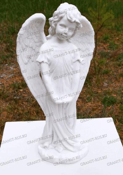 Ангел с крыльями скульптура СК 014