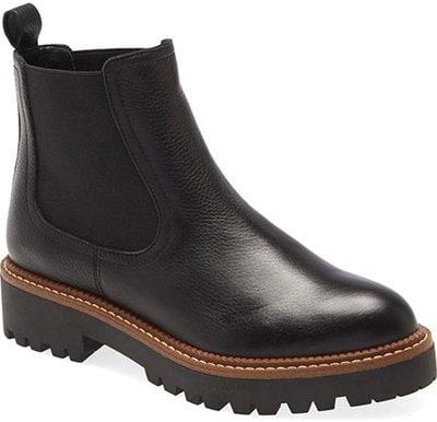 Caslon chelsea boot | 40plusstyle.com
