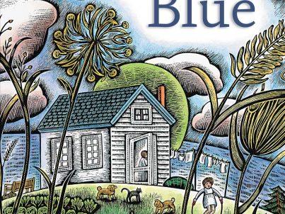 blueonblue