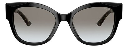 Prada 54mm Gradient Rectangular Sunglasses | 40plusstyle.com