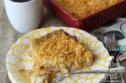 Monte Cristo Sandwich Bake - Feature 2