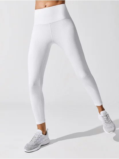 the bestselling ribbed leggings from carbon38