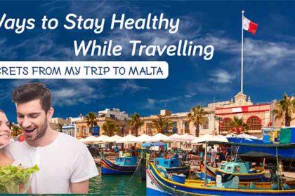 Eat healthy in Malta