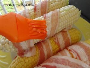Pre-Grilled Corn - Canola