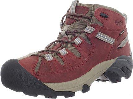 KEEN TARGHEE II MID Waterproof Hiking Boot   40plusstyle.com