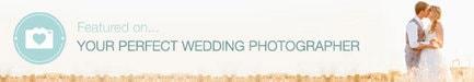 Your Perfect Wedding Photographer Logo