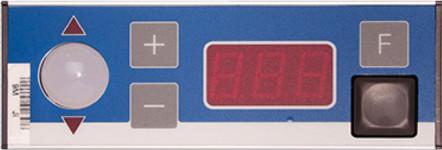 PTF-3N-1 Standard Pick-by-Light Display mit 3-stelligen Anzeige und Tasten