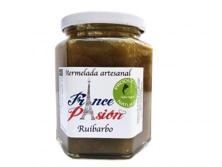 Mermelada de Ruibarbo