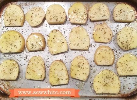 Sew White graveyard pie Unilever Halloween 5