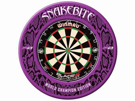 Snakebite darts surround