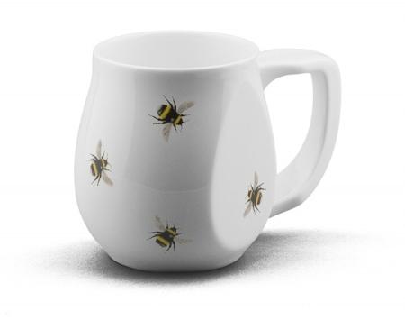 yellow bee mug by Buddy Mugs