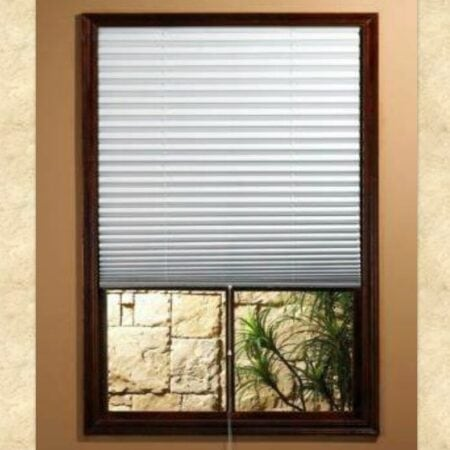 Temporary Window Treatments