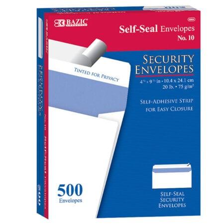 Cheap Security Envelopes 500 per boxes