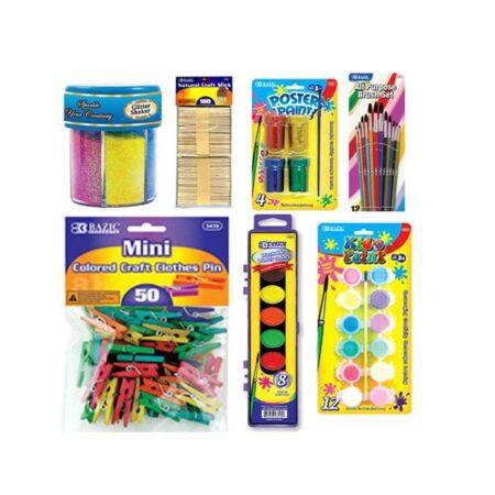 Art Supplies for Children