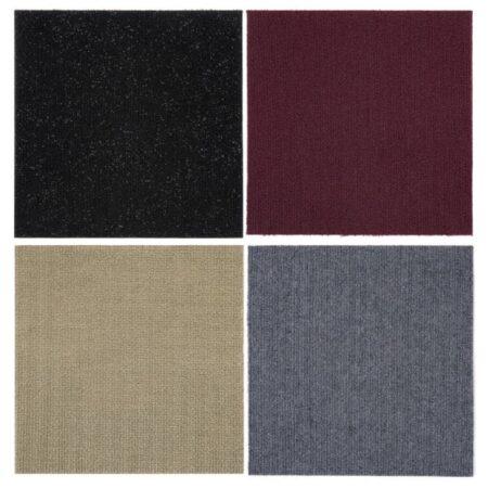 Peel & Stick Carpet Tiles