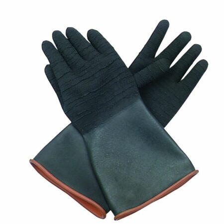 Industrial Rubber Work Gloves-Wholesale
