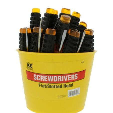 Screwdriver Display Bucket