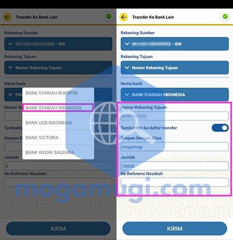 BTN ke Bank Syariah Indonesia