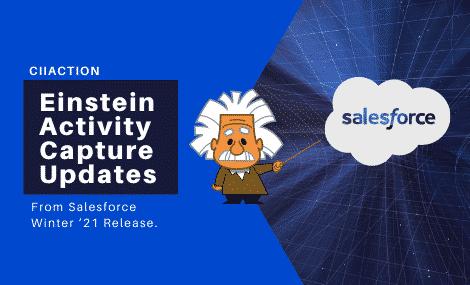 Salesforce Einstein Activity Capture Updates