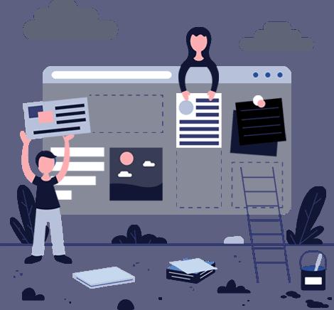 طراحی وب سایت حرفهای وردپرس