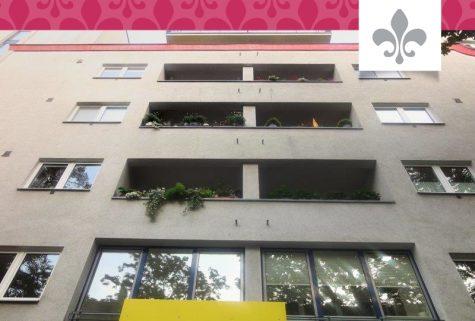 Frei beziehbare, bequeme, sonnige 3-Zimmer-Wohnung im schönsten Schmargendorf – Käuferprovisionsfrei!, 14193 Berlin, Etagenwohnung