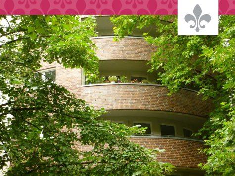 Kapitalanlage: Vermietete 5-Zimmer-Wohnung im schönsten Schmargendorf, 14193 Berlin, Etagenwohnung