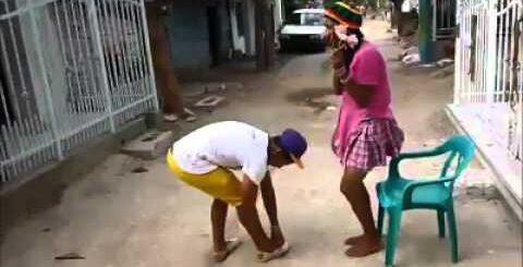Африканский юмор