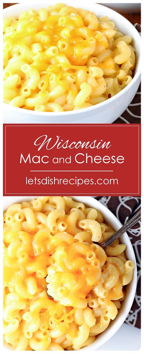Wisconsin Mac and Cheese (Noodles Copycat)