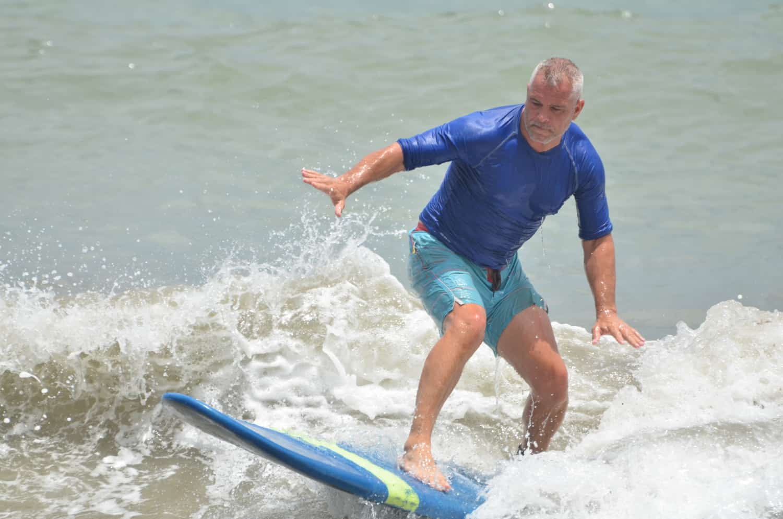 Palomino Surfing
