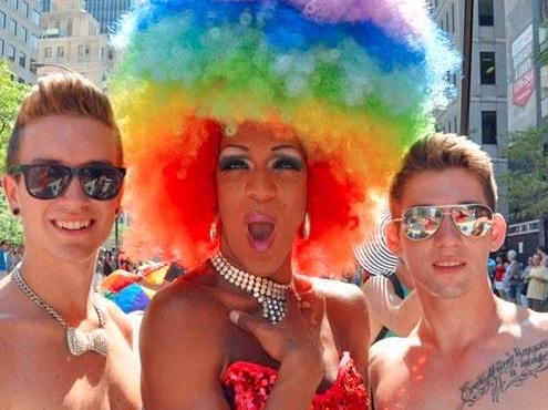 Gay Pride di Montreal