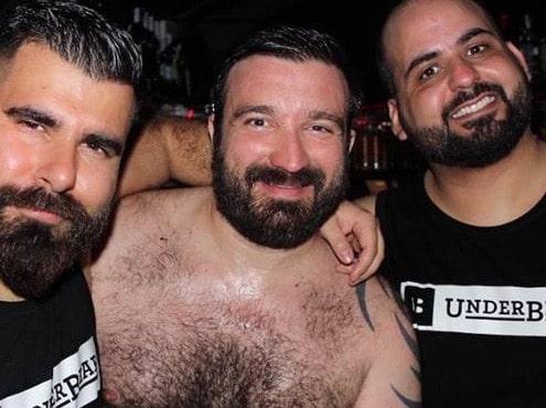 Медведь Pride Барселона