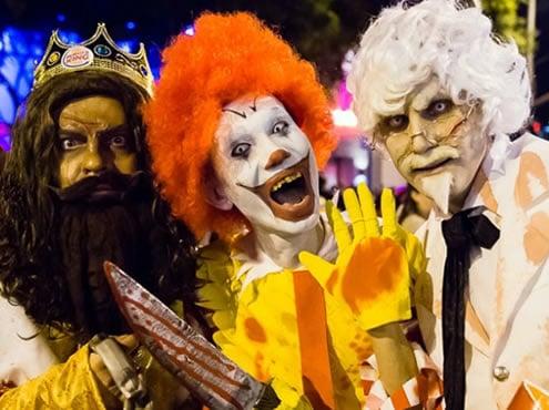 Halloween Carnaval West Hollywood