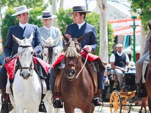 La Feria de Abril, Siviglia
