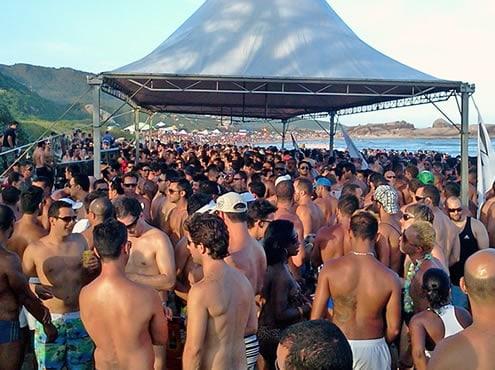 Carnevale gay di Florianopolis