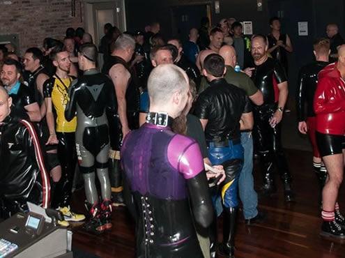 Sr. International Rubber & The Rubber Blowout Weekend