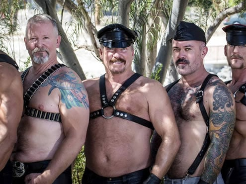 Palm Springs Leather Pride