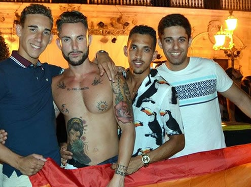 Gay Pride de Majorque, Palma de Majorque