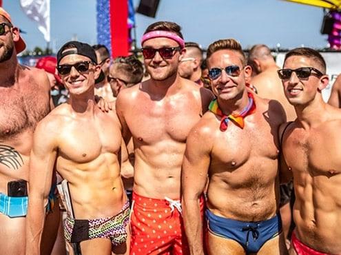 Freiheit Beach Party Provincetown