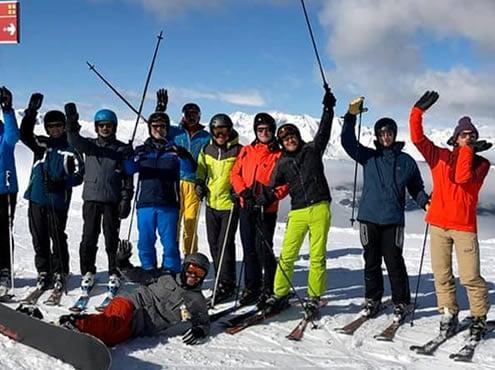 Semaine suisse du ski gay