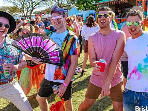 Festival del Orgullo de Brisbane