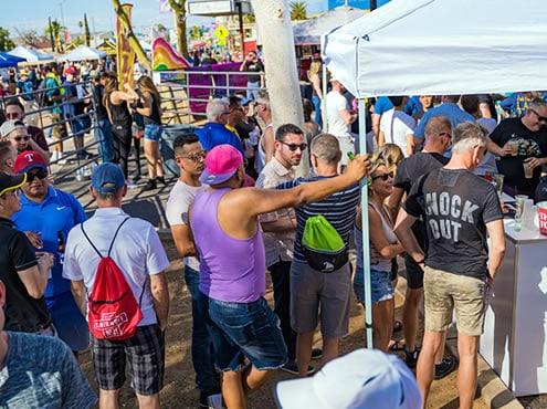 Melrose sulla 7th Avenue Street Fair