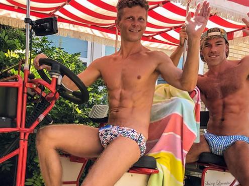 Galveston Gay Pride Beach Wochenende