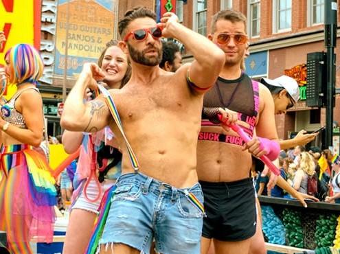 Nashville Pride-Parade