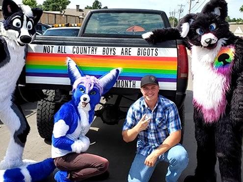 OCK Pride Alliance, Homosexueller Stolz von Oklahoma