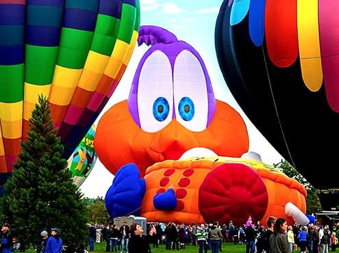 Festival de ballons Spirit of Boise